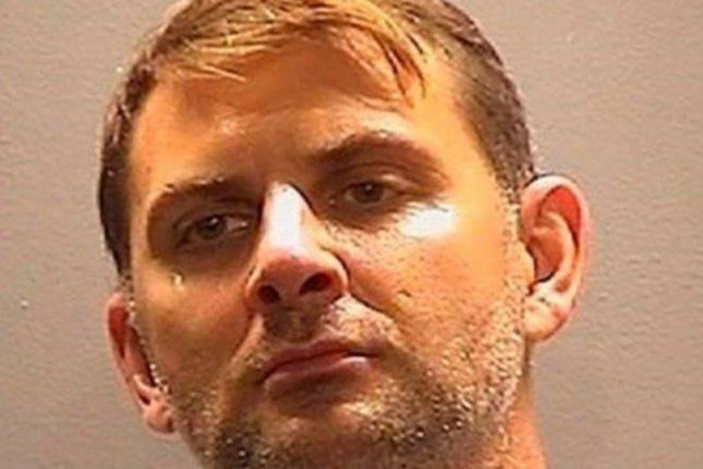 Former U.S. Army Green Beret Peter Rafael Dzibinski Debbins, 45, pleaded guilty Wednesday to spying for Russian intelligence agents.Photo courtesy of Alexandria Sheriff's Office
