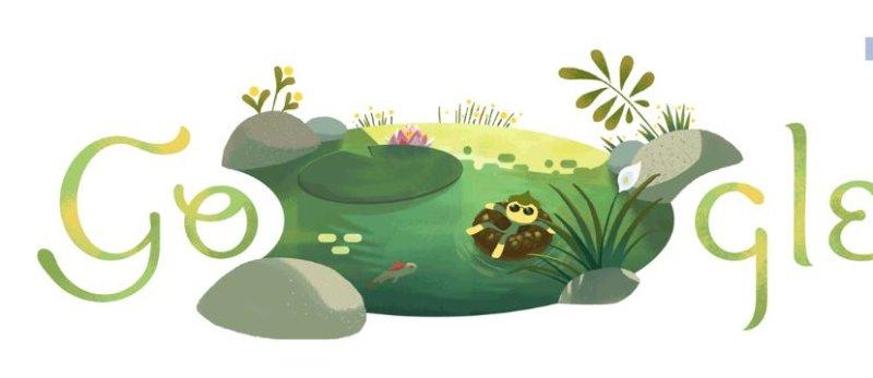 Google Welcomes The Summer Solstice In New Doodle Upi Com