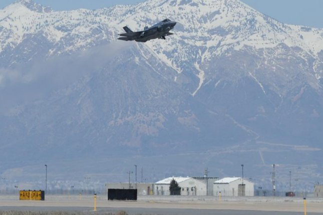 Testing at Hill Air Force Base in Ogden, Utah, one of four military bases chosen for 5G testing in October, will focus on the use of 5G in congested environments. Photo by Alex R. Lloyd/U.S. Air Force