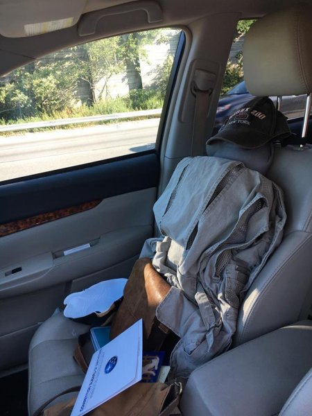 What Is Hov Lane >> Look: Poorly-constructed dummy in HOV lane gets driver a ticket - UPI.com