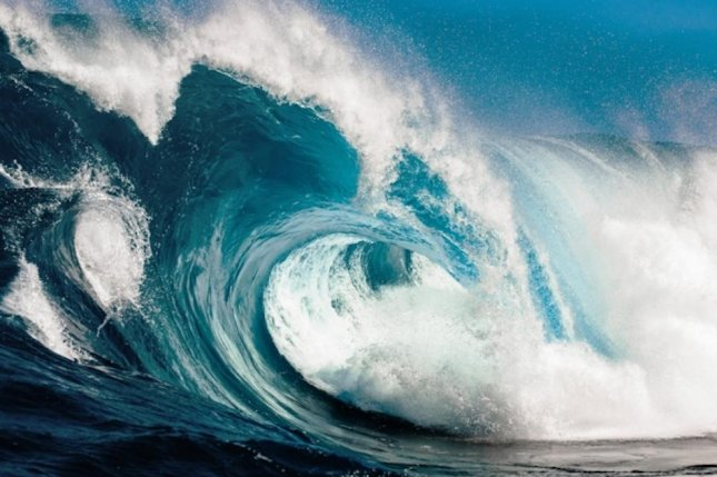The new mathematical framework could help scientists predict extreme events, like a rogue wave. Photo by MIT News