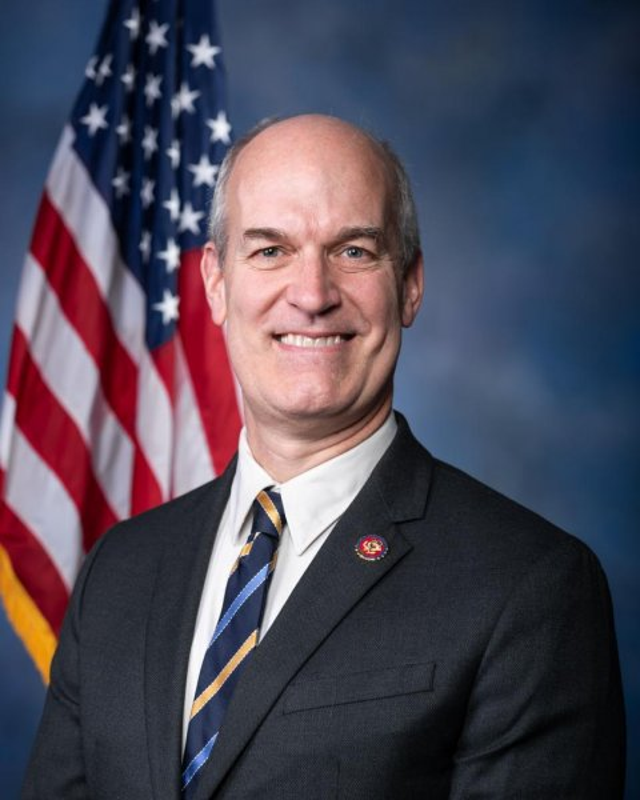 Rep. Rick Larsen became the latest member of Congress to contract the coronavirus. Photo courtesy of Rick Larsen/Website
