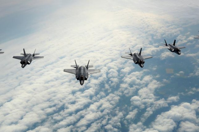 The Department of Defense on Wednesday awarded a contract for parts and equipment for production of the F-35. Photo courtesy of the U.S. Air Force