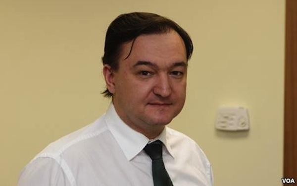 Russia convicts dead whistleblower Sergei Magnitsky of fraud