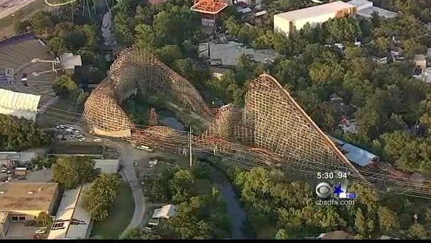 Six flags death believed an accident - UPI com