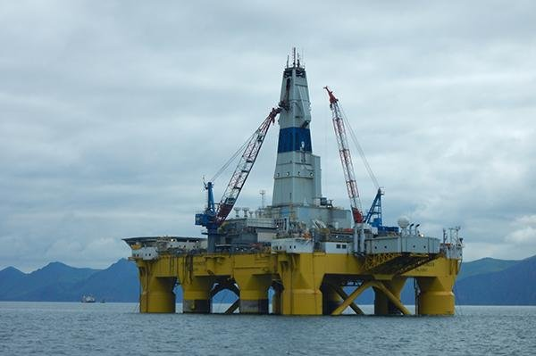 Shell gets permit to start drilling into oil-bearing zones in the Burger prospect off the Alaskan coast, described once as one of the bright spots in North America. Photo courtesy of the Bureau of Safety and Environmental Enforcement.