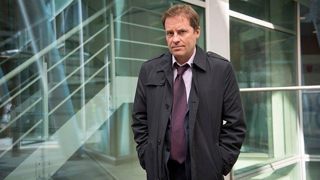 Ardal O'Hanlon in a scene from Death in Paradise. Photo courtesy of the BBC