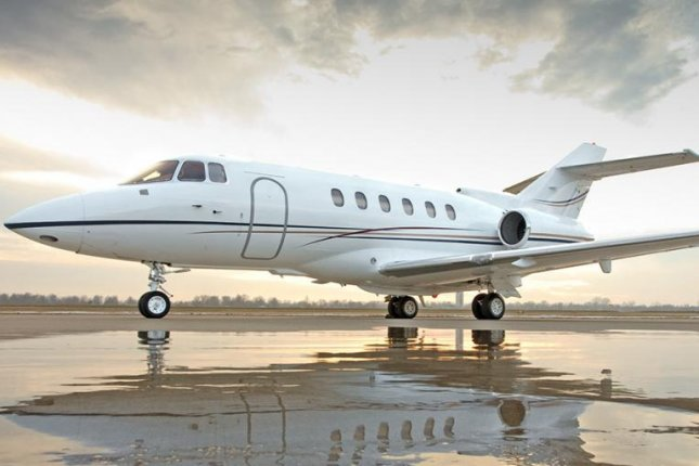 Korea's Peace Krypton, a Hawker 800XP made by Raytheon, is to be supported by Lockheed Martin, the Pentagon announced on Friday. Photo courtesy of Raytheon