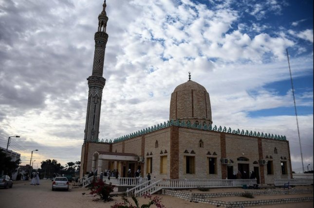 Egypt's state prosecutor said that more than 300 people are now dead following a militant attack on a mosque in the Sinai Peninsula. Photo by EPA-EFE/Ahmed Hassan