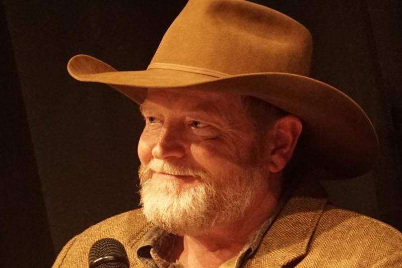 Author Craig Johnson's new Walt Longmire mystery novel Land of Wolves will be available Tuesday. Photo courtesy of Penguin Random House