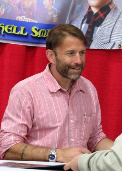 Weird Science alum Ilan Mitchell-Smith on May 20. Photo courtesy of Wikimedia Commons