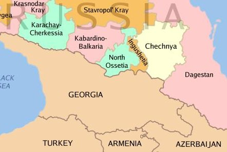 Deadly suicide bombing in Chechnya targeted holiday celebrations
