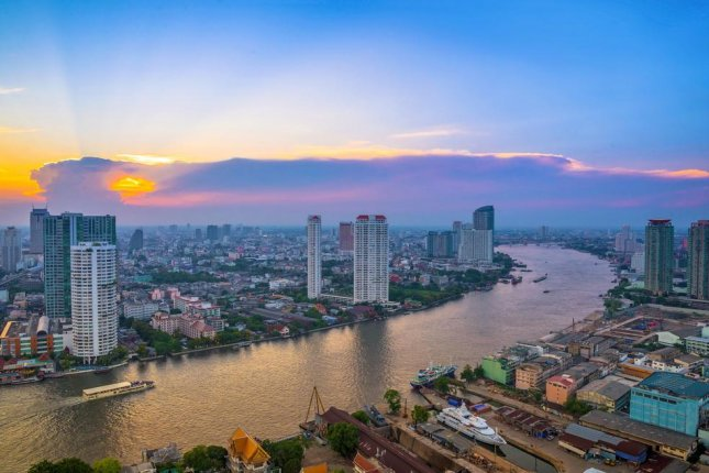 Water rationing is taking place in nearly a third of Thailand as water in dams has shrunk by 10 percent. Bangkok has cut outflows from four major dams in the Chao Phraya River basin by more than 30 percent. File Photo by weeravut ranmal/Shutterstock