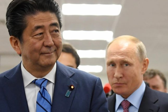 Russia's Putin suggests long-awaited peace treaty to Japan