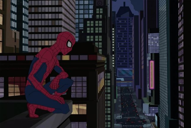Marvel's Spider-Man has been renewed for a third season. Image courtesy of Disney XD