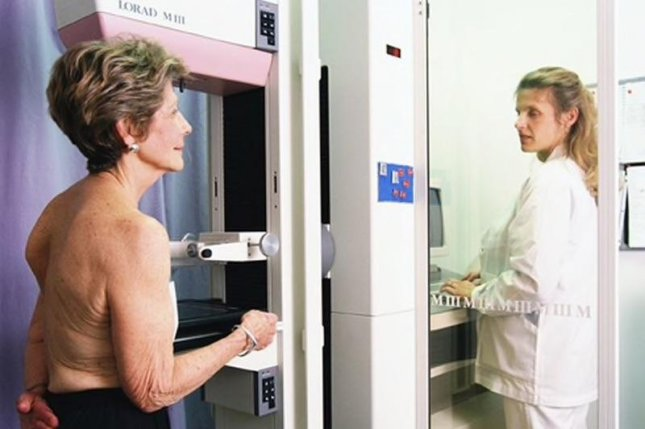 Professional guidelines vary in their recommendations for mammography in older women. Photo courtesy of HealthDay News