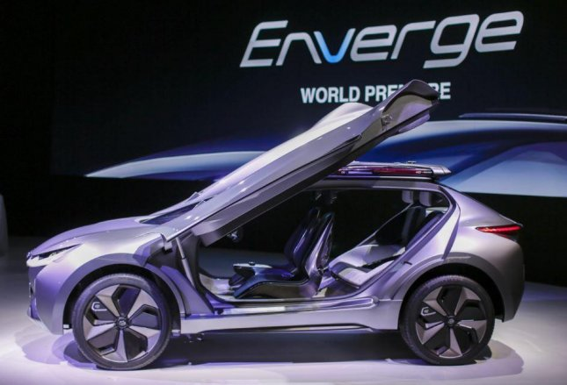Chinese Automaker Plans To Enter U S Market In 2019 Upi Com