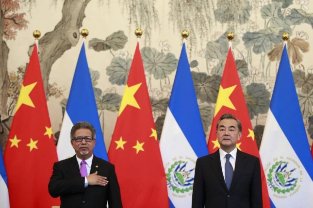 Salvador denies asking Taiwan for money before China switch