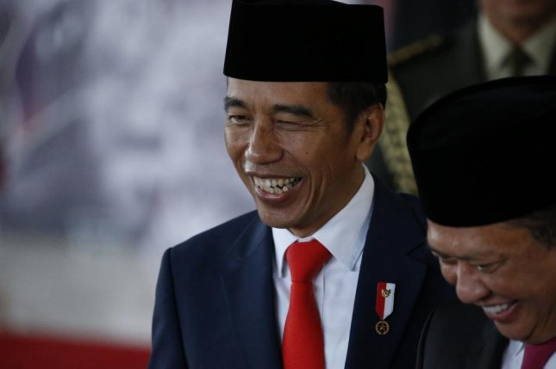 Indonesian President Joko Jokowi Widodo said he is willing to host a third official U.S.-North Korea summit. File Pool Photo by Willy Kumiawan/EPA-EFE
