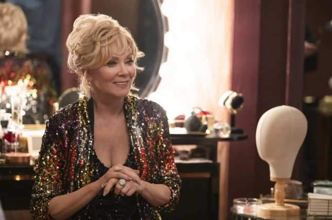 Jean Smart stars as a stand-up comic in new series, Hacks. Photo by Jake Giles Netter/HBO Max