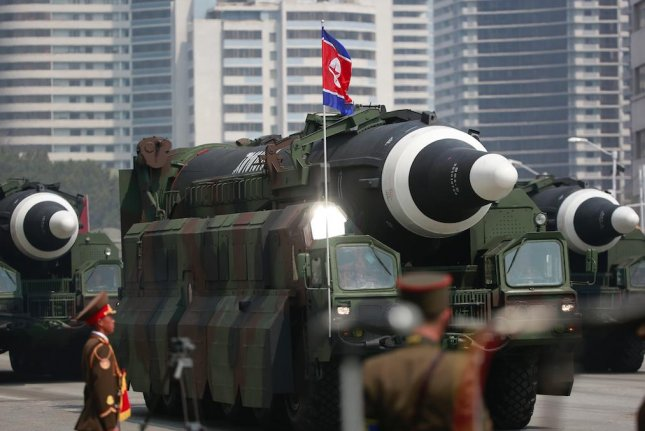 Latest North Korean missile test ends in failure