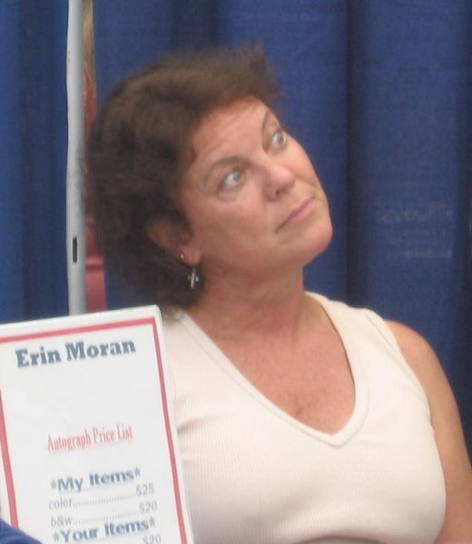 2007 Photo of Happy Days actress Erin Moran, courtesy of Wikimedia Commons