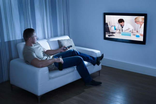 With binge-watching of on-demand television on the rise, researchers note there are more screens used for more activities now than during the study, so not all screen time may be created equal. Photo by Andrey_Popov/Shutterstock