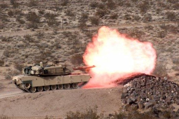 A next-gen 120mm round is being developed for U.S. Army Abrams M1A1 tanks. U.S. Army photo by Spc. Nathanial Muth