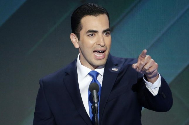 U.S. Rep. Ruben Kihuen, D-Nev., is being investigated by the House ethics committee for sexual harassment. Photo by EPA/Shawn Thew