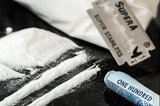 The state of Oregon on Monday officially decriminalized possession of small amounts of virtually all street drugs, including cocaine and heroin. File Photo by Stevepb/Pixabay