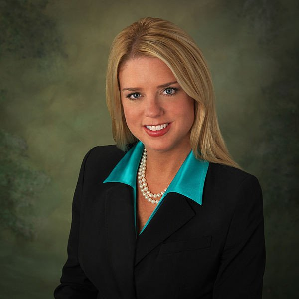 Florida Attorney General Pam Bondi.