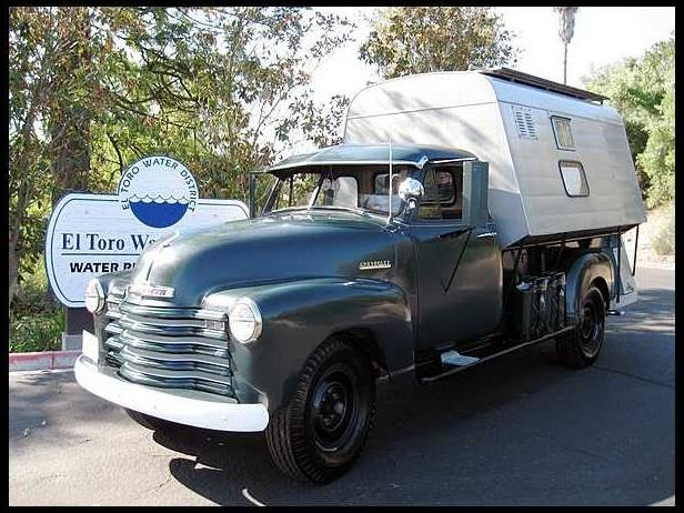 A 1952 Chevrolet 3800 series goes up for auction July 26, 2013. (Mecum Auctions)