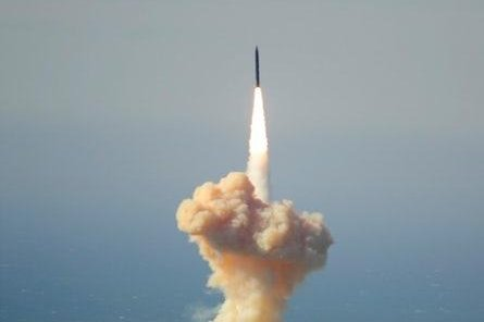 Raytheon, Boeing and Orbital ATK said they were involved in the creation of the technology behind Tuesday's test of an intercept missile. Photo courtesy Missile Defense Agency