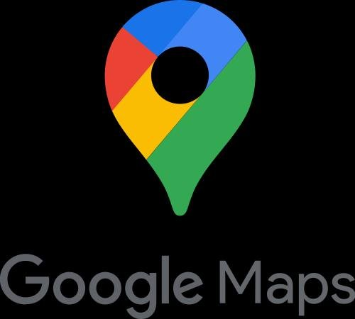 Google Maps Logo 2020. Photo courtesy of Google Inc.SVG by Premeditated/Wikimedia Commons