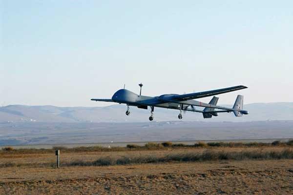 IAI reveals Heron drone export variant ahead of Aero India 2017