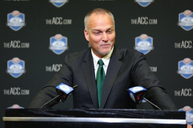 The Miami Hurricanes are working on a contract extension for head coach Mark Richt (pictured), according to the Miami Herald. Photo courtesy of Miami Hurricanes Football/Twitter