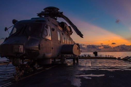 AllCH-148 Cyclone helicopters have been put on operational pause following the crash to rule out the possibility of a fleet-wide issue. Photo courtesy ofChief of Defense Staff Gen. Jonathan Vance/Twitter