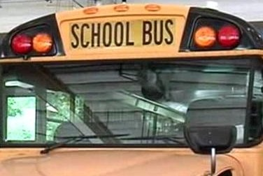 A Florida school bus (Screenshot/WJHG)