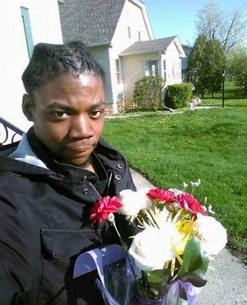 Jamar Clark, 24, was shot by police in Minneapolis, Minn., on Nov. 15, 2015. Photo courtesy of Justice for Jamar Clark/Facebook