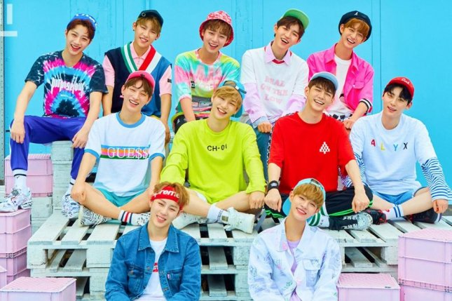 Wanna One Tease Energetic Music Video Ahead Of Debut Ep Upi Com