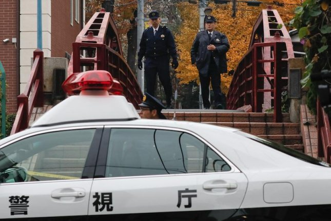 Police in Japan's Akita Prefecture arrested a man posing as a North Korean citizen on Wednesday. File Photo by Kimimasa Mayama