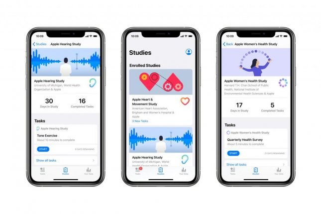 Researchers analyzed sound exposure data from hundreds of volunteer Apple Watch wearers, finding pandemic shutdowns had a drastic effect. Photo by University of Michigan
