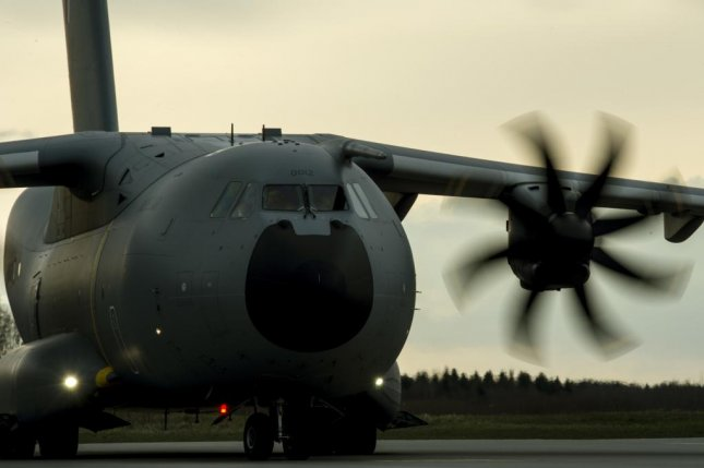 Airbus contends the latest improvements for the A400M will make German warfighters safer in the future. Photo by Senior Airman Rusty Frank/U.S. Air Force