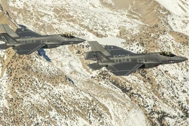 The Navy's TOPGUN training program has graduated the first two instructors who will train pilots to fly the F-35C, pictured. Photo courtesy of Lockheed Martin