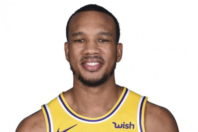 Los Angeles Lakers guard Avery Bradley will not play when the NBA season resumes in July in Orlando, Fla. Photo courtesy of the NBA