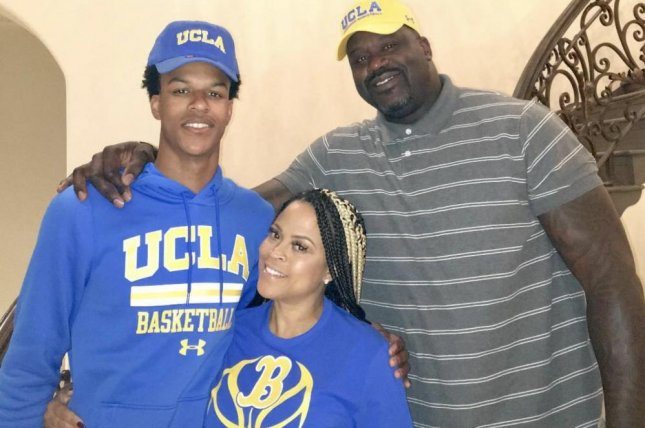 Shareef O'Neal (L) will miss the 2018 UCLA basketball season after undergoing heart surgery. Photo courtesy of Shareef O'Neal/Instagram