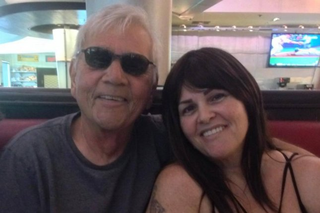 Actor Alex Rocco and his daughter Jennifer. Facebook