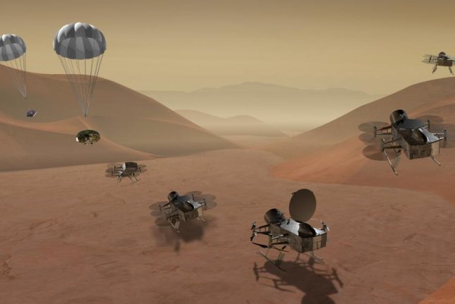 NASA May Send a Drone to Titan in 2025