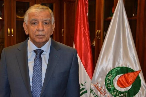 Iraqi Oil Minister Jabar al-Luaibi planning a visit to Turkey to discuss getting oil flowing again to a port on the Mediterranean Sea. Photo courtesy of the Iraqi Oil Ministry.