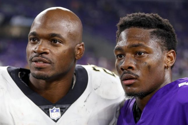 Adrian Peterson wanted to 'run the ball up their donkey' against Vikings